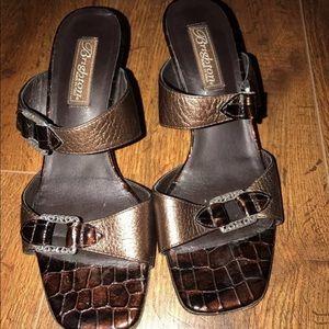 Brighton Sandals Shoes Woman's 7.5